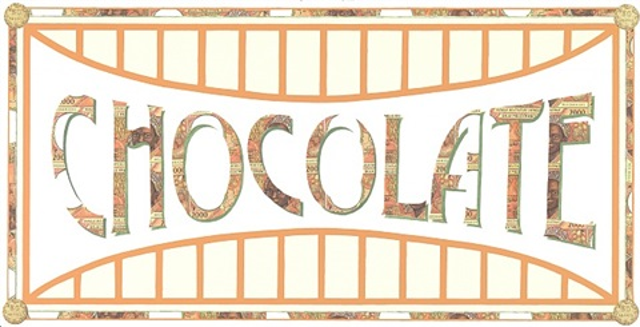 chocolate money (v) by justine smith