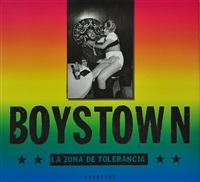 (book) boystown, la zona de tolerancia by bill wittliff