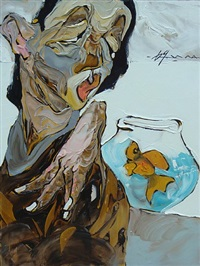 fish bowl by la ba quan