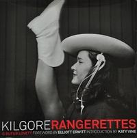 (book) kilgore rangerettes by o. rufus lovett