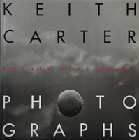 (book) twenty five years by keith carter