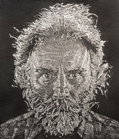 lucas by chuck close