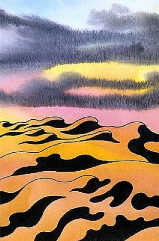 deep in the desert by ken price