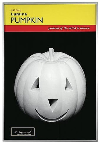 pumpkin poster by charles ray
