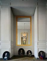 cabinet intérieur de madame adélaïde, (56 c) cce.01.058, corps central – r.d.c., château de versailles, france by robert polidori