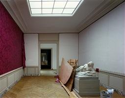 salles du xix, attique du nord, aile du nord – attique, château de versailles, france by robert polidori