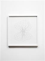 bullet drawing iii by cornelia parker