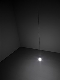 light bulb to simulate moonlight (detail) by katie paterson