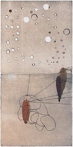 untitled (2 plate 3) by yizhak elyashiv