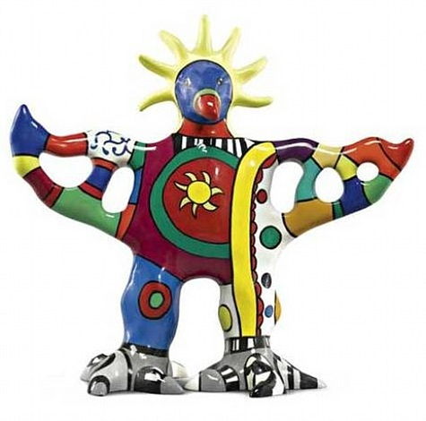 sun god by niki de saint phalle