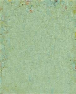 grün rot grau gelb grün, 469 by peter tollens