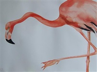 flamingo by carol grigg