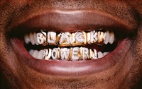 black power (from the branded series) by hank willis thomas