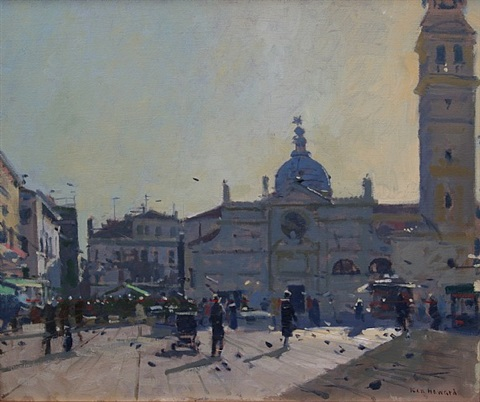 campo santa maria formosa by ken howard