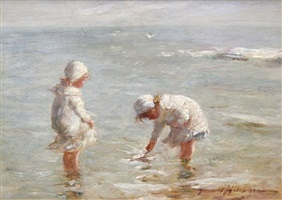 playing in the water by robert gemmell hutchison