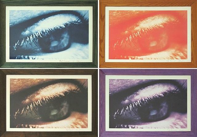 deceit (eye) by mark morrisroe
