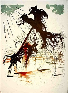 picador by salvador dalí