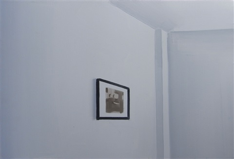 paintings on my wall 4 by rafal bujnowski