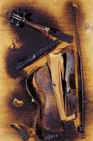 violon by arman