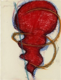untitled (spring) by elizabeth murray