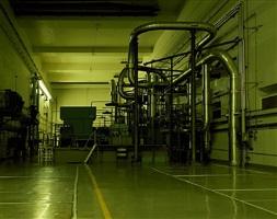 pumphall för matarvattenpumpar på barsebäck 1 by mikkel mcalinden