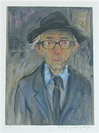 self portrait by raphael soyer