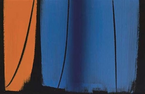 t1971-e45 by hans hartung