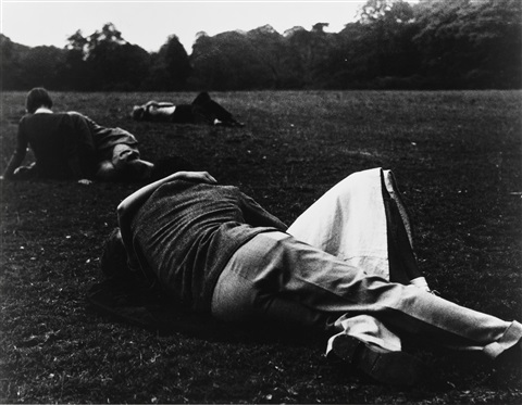 sunday evening by bill brandt