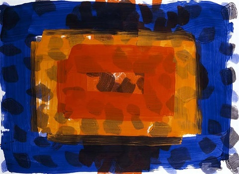 for jack by howard hodgkin