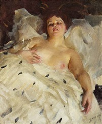 portrait of miss grigsby by anders zorn