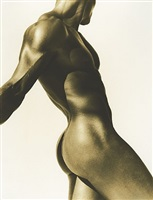 male nude, los angeles by herb ritts