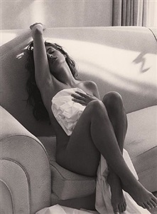 cindy crawford, los angeles by herb ritts