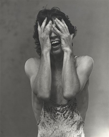 mick jagger, london by herb ritts