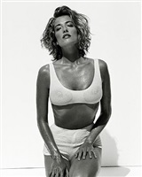 tatjana in swimsuit, hollywood by herb ritts