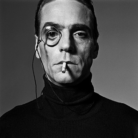 9377 jeremy irons by michel comte