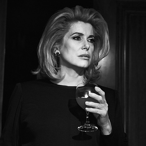 7052 catherine deneuve by michel comte