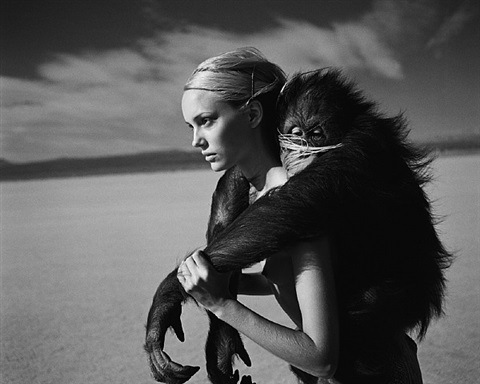 7444 beauty and the beast by michel comte