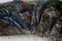 portrait of glaciers: mendenhall + herbert 5 by lincoln schatz