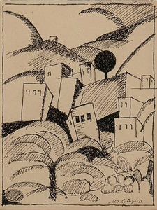 selected works by modern masters le corbusier, gleizes, leger, valmier more by albert gleizes