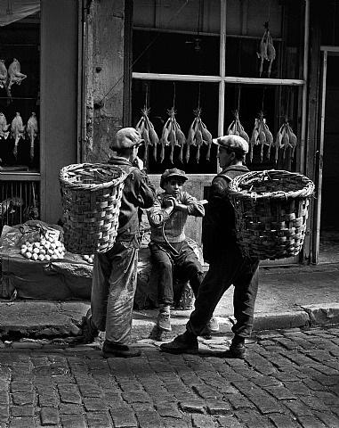 istanbul, turquie, 1954 by ara güler