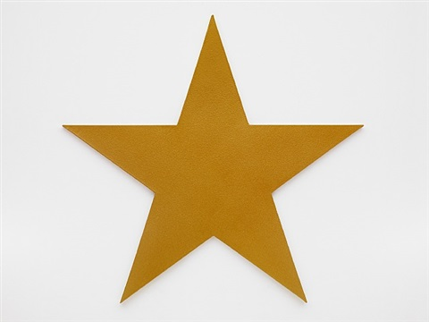 gold star by olivier mosset