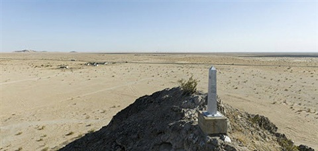 border monument no. 198 by david taylor