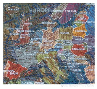 the art of mapping by paula scher