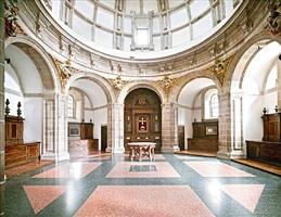 real abadía benedectina san xiao e santa basilisa de samos i 2010 by candida höfer