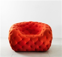royeroid armchair (red) by robert stadler