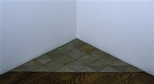 36 distangle, new york by carl andre