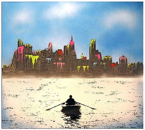 morning after new york by nick walker