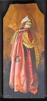 pink dress study by yigal ozeri