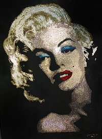 marilyn, color i by milani