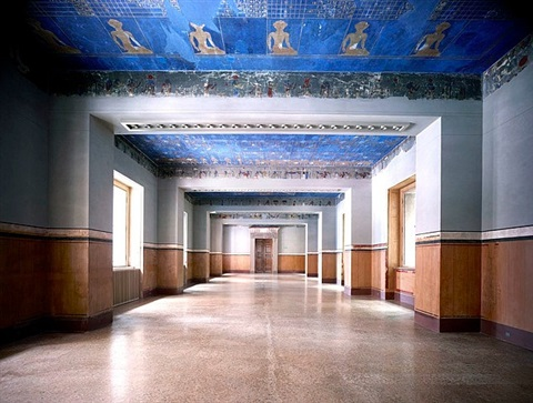 neues museum berlin xxv by candida höfer